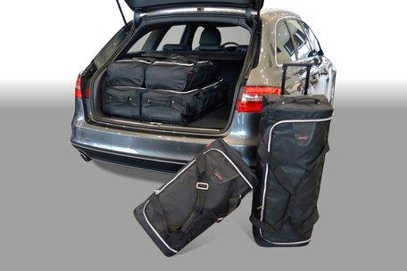 Carbags tassenset Audi A4 Avant (+ Allroad) (B8) 2008-2015
