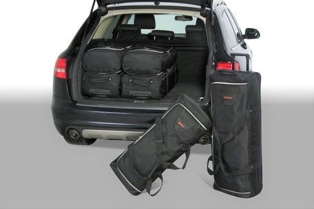 Carbags tassenset Audi A6 Avant (+ Allroad) (C6) 2005-2011