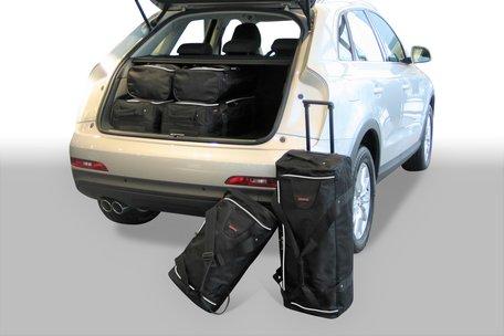 Carbags tassenset Audi Q3 (8U) 2011-2018