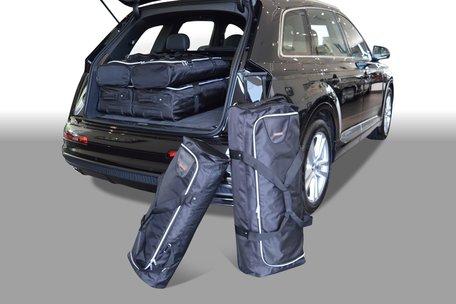 Carbags tassenset Audi Q7 incl. E-Tron hybrid (4M) 2015-heden