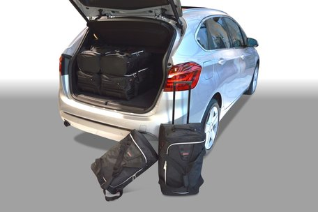 Carbags tassenset BMW 2 series Active Tourer (F45) 2014-heden
