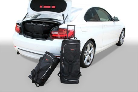 Carbags tassenset BMW 2 series Coupé (F22) 2014-heden