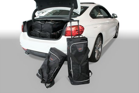 Carbags tassenset BMW 4 series Coupé (F32) 2013-heden