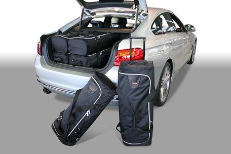 Carbags tassenset BMW 4 series Gran Coupé (F36) 2014-heden 5 deurs