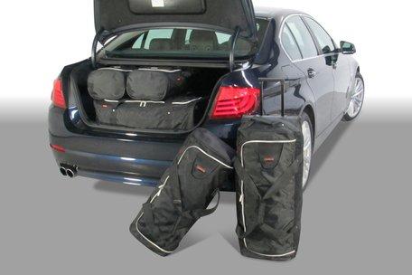 Carbags tassenset BMW 5 series (F10) 2010-2017 4 deurs