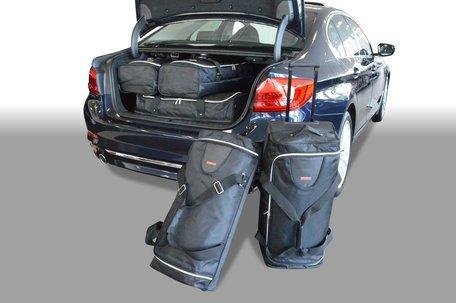 Carbags tassenset BMW 5 series (G30) 2017-heden 4 deurs