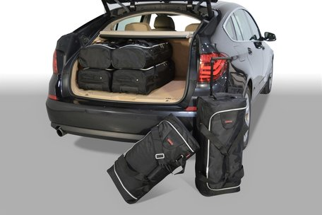 Carbags tassenset BMW 5 series GT (F07) 2010-heden 5 deurs