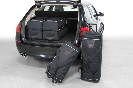 Carbags tassenset BMW 5 series Touring (F11) 2010-2017