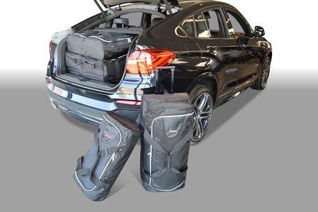 Carbags tassenset BMW X4 (F26) 2014-2018