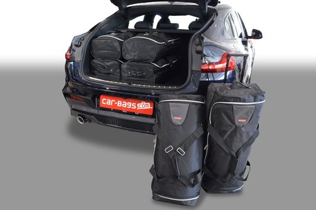 Carbags tassenset BMW X4 (G02) 2018-heden