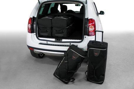 Carbags tassenset Dacia Duster 1 4x4 2010-2017