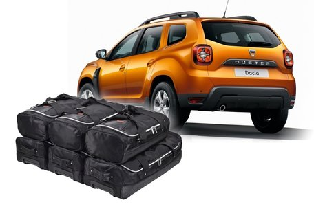 Carbags tassenset Dacia Duster 2 4x4 2017-heden
