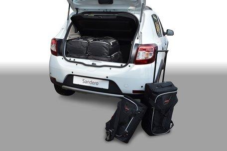 Carbags tassenset Dacia Sandero 2012-heden 5 deurs