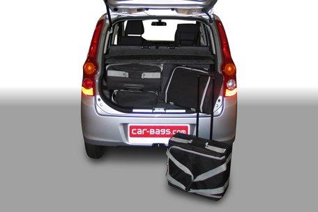 Carbags tassenset Daihatsu Cuore L276 2007-2012 5 deurs
