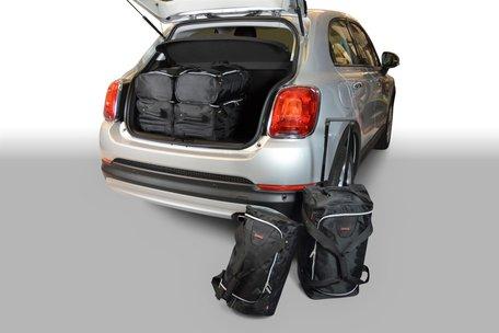 Carbags tassenset Fiat 500X 2015-heden 5 deurs
