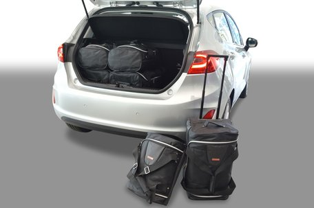Carbags tassenset Ford Fiesta Vll 2017-heden