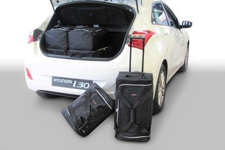 Carbags tassenset Hyundai i30 (GD) 2012-2016 5 deurs