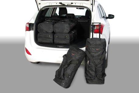 Carbags tassenset Hyundai i30 CW (GD) 2012-2017 wagon