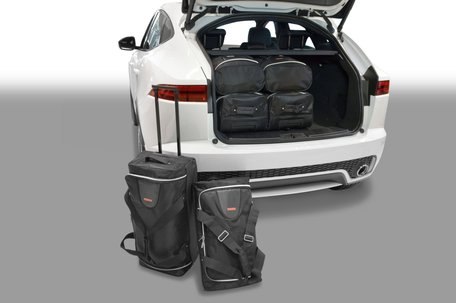 Carbags tassenset Jaguar E-Pace 2017-
