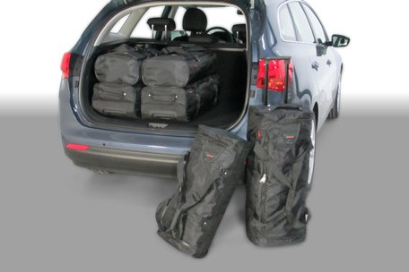 Carbags tassenset Kia Cee'd (JD) Sportswagon 2012-heden