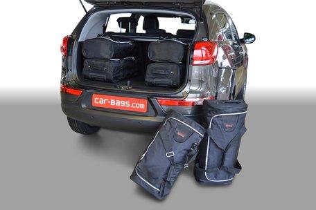 Carbags tassenset Kia Sportage IV (QL) 2015-heden