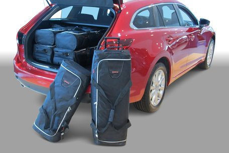 Carbags tassenset Mazda 6 (GJ) Sportbreak 2012-heden