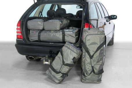 Carbags tassenset Mercedes-Benz C-Klasse estate (S203) 2001-2007