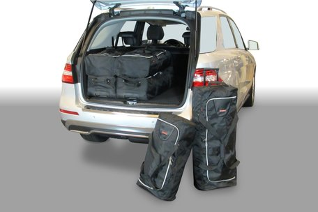 Carbags tassenset Mercedes-Benz GLE / ML / M-Klasse (W166) 2011-heden