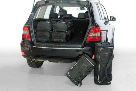 Carbags tassenset Mercedes-Benz GLK (X204) 2008-2015
