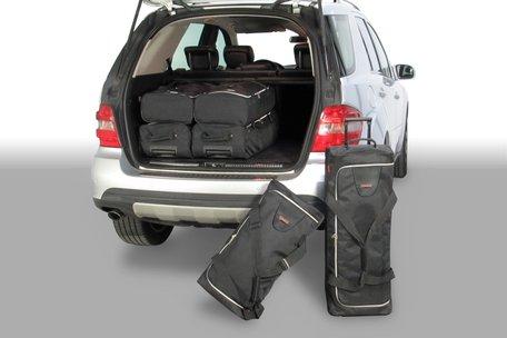 Carbags tassenset Mercedes-Benz ML (W164) 2005-2011