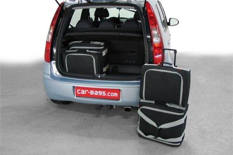 Carbags tassenset Mitsubishi Colt (Z30) 2004-2009 5 deurs