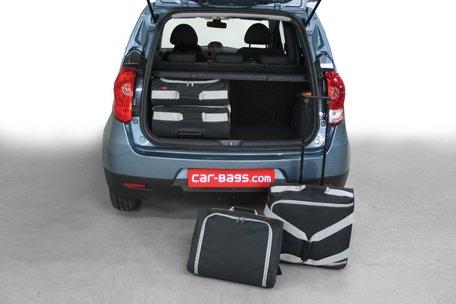 Carbags tassenset Mitsubishi Colt (Z30) facelift 2009-2013 5 deurs