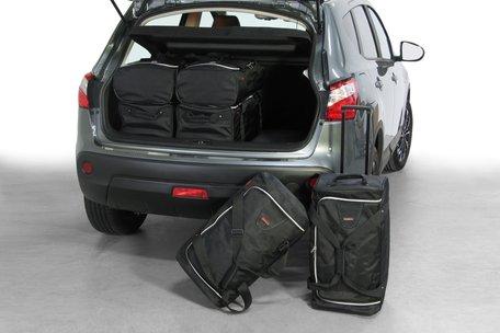 Carbags tassenset Nissan Qashqai (J10) 2007-2013