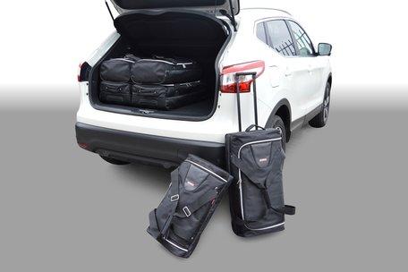 Carbags tassenset Nissan Qashqai (J11) 2014-heden