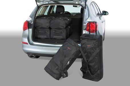 Carbags tassenset Opel Astra J Sports Tourer 2010-2016