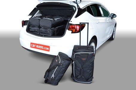Carbags tassenset Opel Astra K 2015-heden