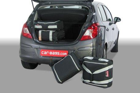 Carbags tassenset Opel Corsa D 2006-2014 5 deurs