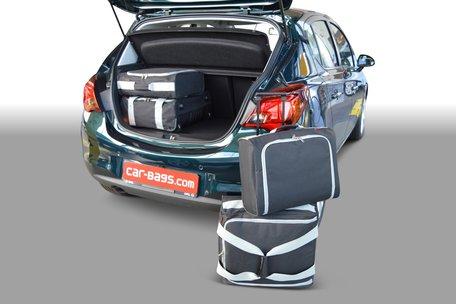 Carbags tassenset Opel Corsa E 2014-heden 5 deurs