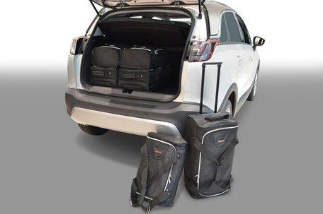 Carbags tassenset Opel Crossland X 2017-heden