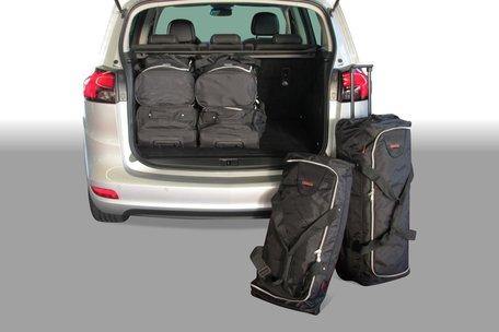 Carbags tassenset Opel Zafira Tourer C 2011-heden