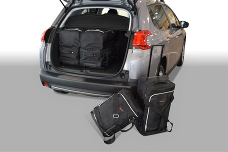 Carbags tassenset Peugeot 2008 2014-heden