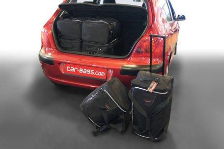 Carbags tassenset Peugeot 307 2001-2007 3/5 deurs
