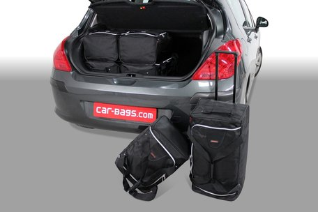 Carbags tassenset Peugeot 308 I 2007-2013 3/5 deurs