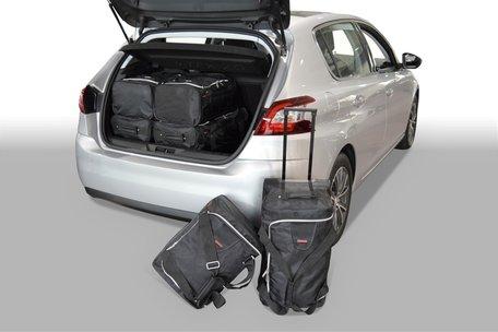 Carbags tassenset Peugeot 308 II 2013-heden 5 deurs