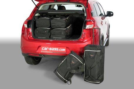 Carbags tassenset Peugeot 4008 2012-heden