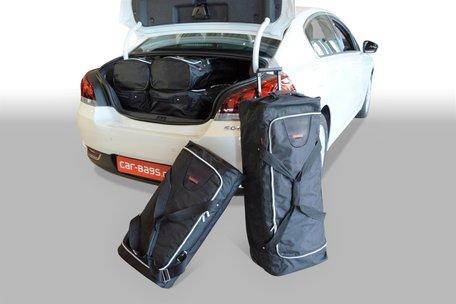 Carbags tassenset Peugeot 508 2011-heden 4 deurs