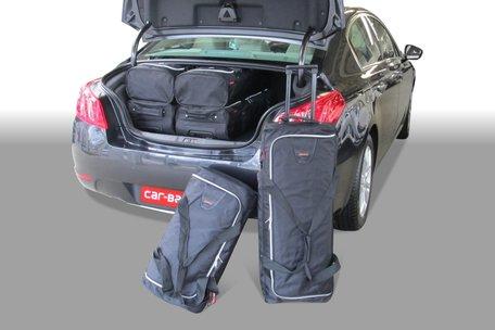 Carbags tassenset Peugeot 508 HYbrid4 2012-heden 4 deurs