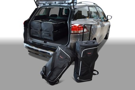 Carbags tassenset Renault Clio IV Estate / Grandtour 2013-heden