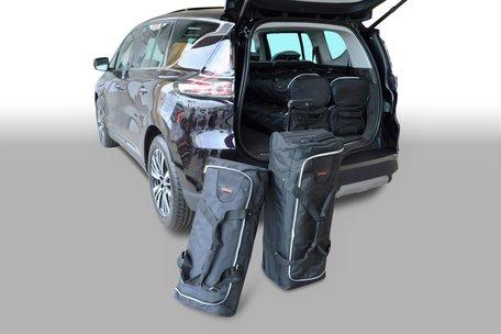 Carbags tassenset Renault Espace V 2015-heden