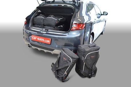 Carbags tassenset Renault Mégane 5 deurs 2016-heden